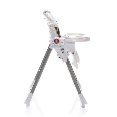 Jídelní židlička ZOPA Monti 2021, racoon - 3
