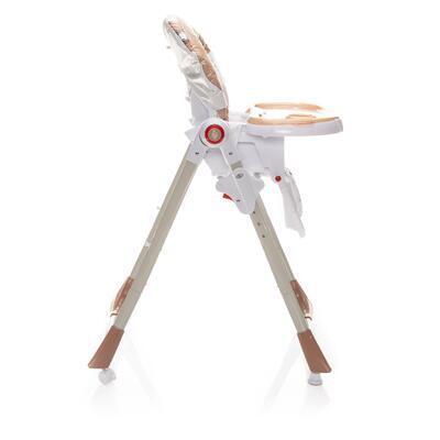 Jídelní židlička ZOPA Monti 2021, sleepy bear - 3