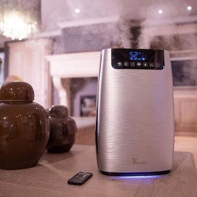 Digitální zvlhčovač a čistička vzduchu BO JUNGLE B-Sensy Humi-Purifier 2021 - 3