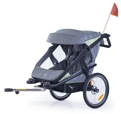 Úchyt TFK Joggster Velo Stroller hinge bicykle clutch 2021 - 3