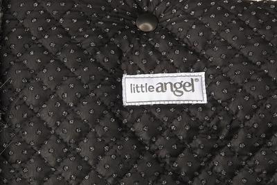 Rukavice na kočárek LITTLE ANGEL DeLuxe 2020 - 3