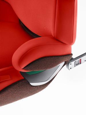 Autosedačka CYBEX Solution Z i-fix PLUS Platinum Line2021, khaki green - 3