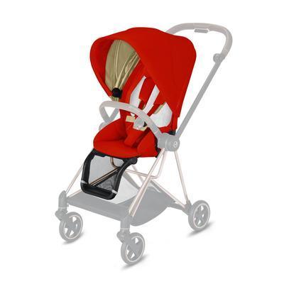 Kočárek CYBEX Mios Rosegold Seat Pack 2021 včetně korby, autumn gold - 3