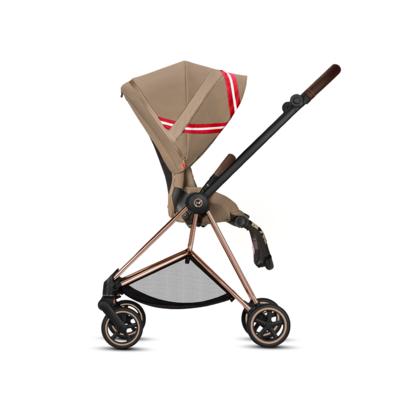 Kočárek CYBEX by Karolina Kurkova Mios Seat Pack 2021 včetně korby - 3