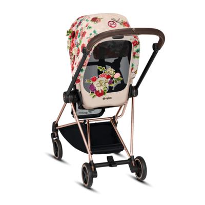Kočárek CYBEX Mios Seat Pack Fashion Spring Blossom 2021 včetně korby - 3