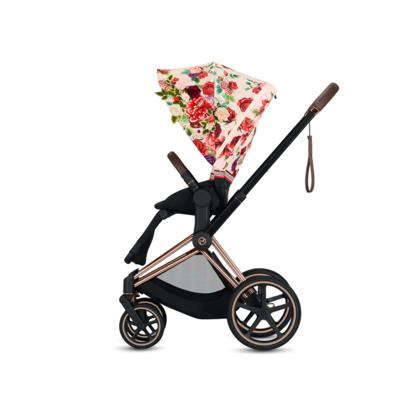 Kočárek CYBEX Priam Lux Seat Fashion Spring Blossom 2021 - 3