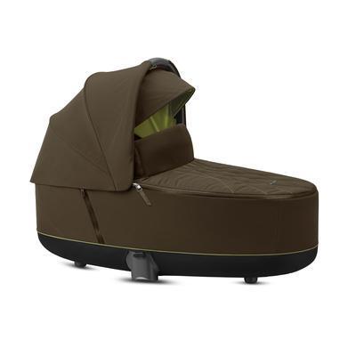 Kočárek CYBEX Set Priam Rosegold Seat Pack 2021 včetně Aton 5 a báze, khaki green - 3