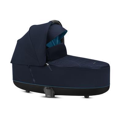 Kočárek CYBEX Priam Chrome Brown Seat Pack 2021 včetně korby - 3
