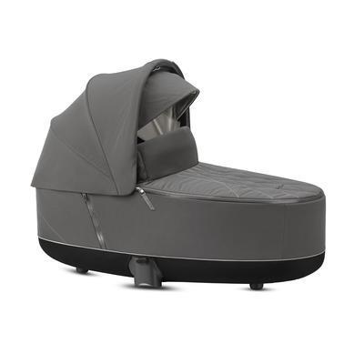 Kočárek CYBEX Priam Chrome Black Seat Pack 2021 včetně korby - 3