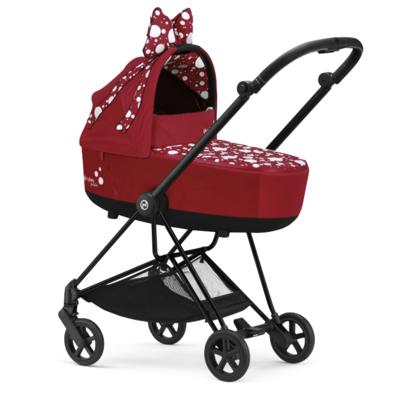 Kočárek CYBEX by Jeremy Scott Mios Seat Pack Petticoat Red 2021 včetně korby - 3