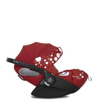 Autosedačka CYBEX by Jeremy Scott Cloud Z i-Size Petticoat Red 2021 - 3