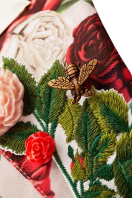 Dětské nosítko CYBEX Yema Tie Fashion Spring Blossom 2021, light - 3