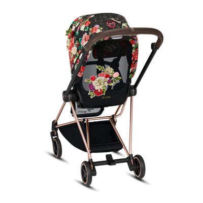 Kočárek CYBEX Set Mios Seat Pack Fashion Spring Blossom 2021 včetně autosedačky - 3
