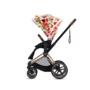 Kočárek CYBEX Set Priam Lux Seat Fashion Spring Blossom 2021 včetně autosedačky - 3/7