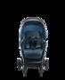 Kočárek MOON Jet-R 2019, blue nylon - 3/7