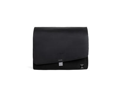 Přebalovací taška MOON 2021, black/black - 3