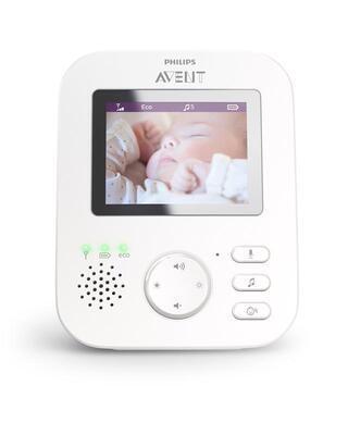 Dětská elektronická videochůvička AVENT SCD831 2021 - 3