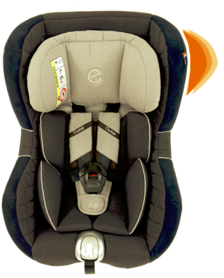 Autosedačka BABYSTYLE Carapace Toddler i-Size 2019 - 3