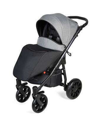 Kočárek DORJAN Basic Comfort VIP 2021 včetně autosedačky + DÁREK - 3
