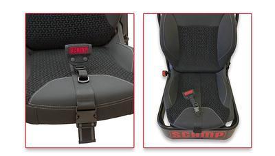 Bezpečnostní pás do auta pro těhotné SCAMP Slim 2020 - 3
