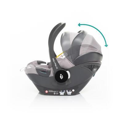 Autosedačka ZOPA X1 Plus i-Size 2021, titan grey - 3