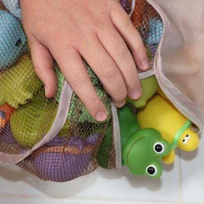 Síť na hračky do vany BO JUNGLE 2021 - 3