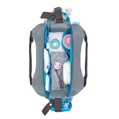 Přebalovací taška BADABULLE Multipocket 2021 - 3