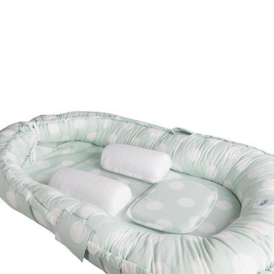 Hnízdo BABYJEM Between Parents Baby Bed 2019 - 3