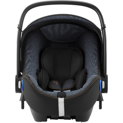 Autosedačka BRITAX RÖMER Baby-Safe i-Size Premium Line 2018, blue marble - 3