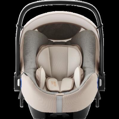 Autosedačka BRITAX RÖMER Baby-Safe i-Size Premium Line 2018, sand marble - 3