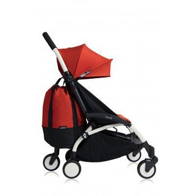 Pojízdná taška BABYZEN YOYO+, red - 3