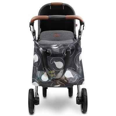 Nákupní taška ABC DESIGN Black 2021 - 3