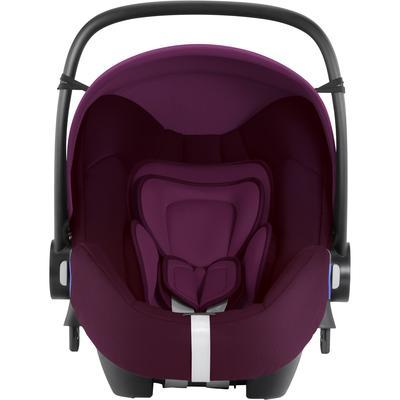 Autosedačka BRITAX RÖMER Baby-Safe2 i-Size Premium Line 2021, burgundy red - 3