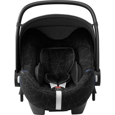 Autosedačka BRITAX RÖMER Baby-Safe2 i-Size Premium Line 2021, crystal black - 3
