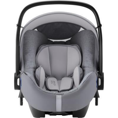 Autosedačka BRITAX RÖMER Baby-Safe2 i-Size Premium Line 2021, grey marble - 3