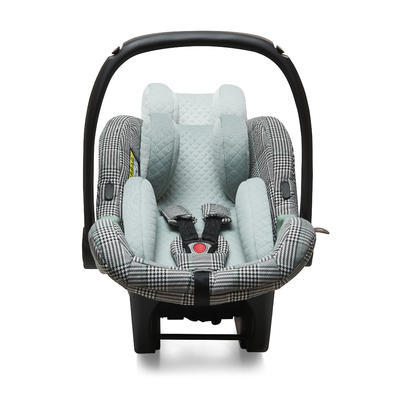 Autosedačka ABC DESIGN Set Tulip + adaptéry 2021, smaragd FASHION EDITION - 3