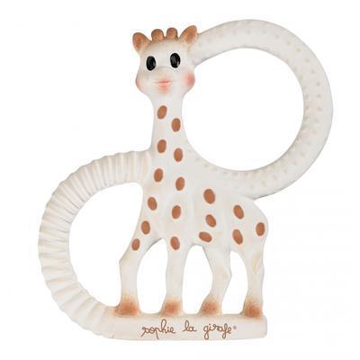 Trio VULLI Žirafa Sophie So'PURE (dárkové balení) 2020 - 3