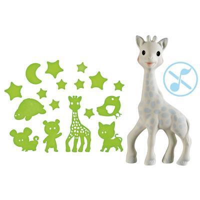 Uklidňující noční sada VULLI Žirafa Sophie 2020 - 3