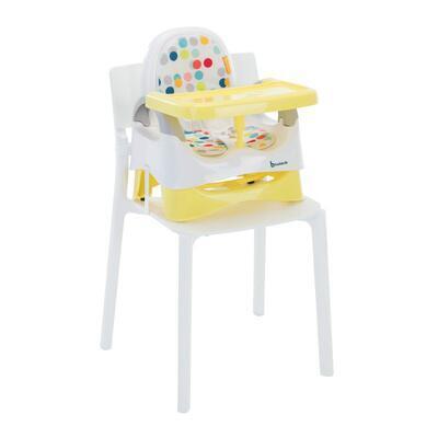 Přenosná jídelní židlička BADABULLE Comfort 2021 - 3