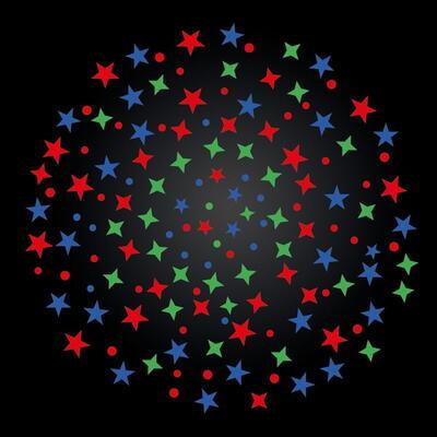 Hvězdný projektor REER Starlino 2021 - 4