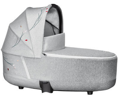 Kočárek CYBEX Priam Lux Seat Fashion Koi 2020 včetně korby - 4