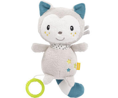 Aiko & Yuki BABY FEHN Hudební plyšová hračka 2021 - 4