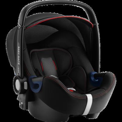 Autosedačka BRITAX RÖMER Baby-Safe2 i-Size Bundle Flex Premium Line 2021, cool flow black - 4