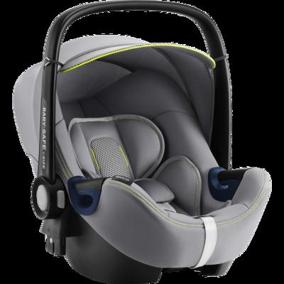 Autosedačka BRITAX RÖMER Baby-Safe2 i-Size Bundle Flex Premium Line 2021, cool flow silver - 4