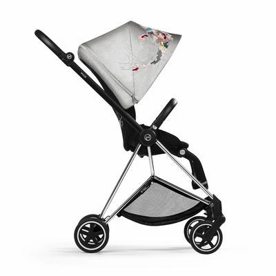 Kočárek CYBEX Mios Chrome Fashion Koi Crystallized 2018 - 4