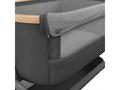 Přenosná postýlka MAXI-COSI Iora Essential 2021, graphite - 4/7