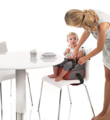 Jídelní židle-taška JANÉ Avant Bag s bočními kapsami 2020 - 4