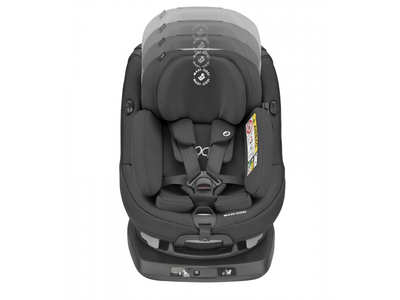 Autosedačka MAXI-COSI AxissFix Plus 2021, authentic black - 4