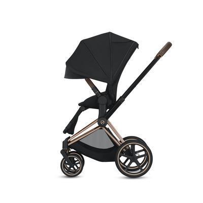 Kočárek CYBEX Priam Chrome Brown Seat Pack PLUS 2021 - 4