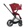 Kočárek CYBEX by Jeremy Scott Priam Seat Pack Petticoat Red 2021 - 4/7